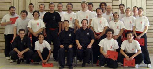 Seminars in Karlsruhe, Germany
